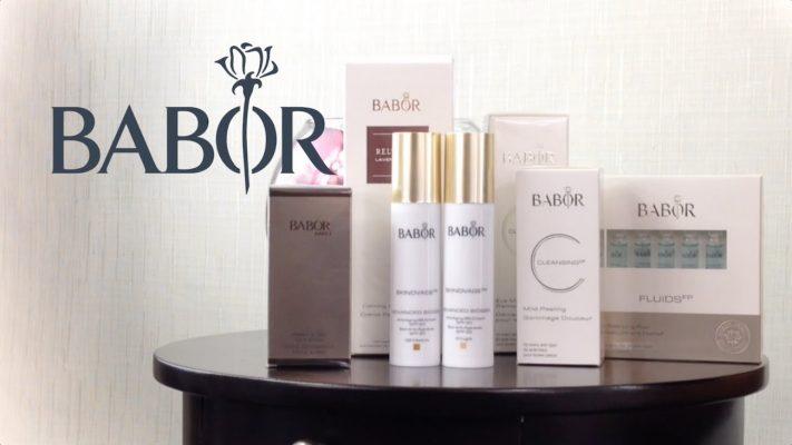 babor cosmetice